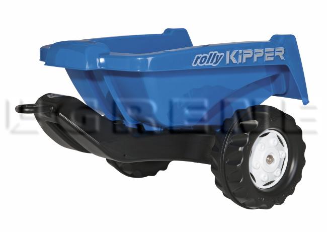 Rolly Toys Kipper blå 3+ - varenr: 12884GR