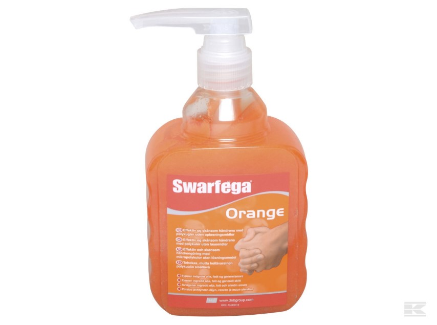 Swarfega Orange 450 ml.