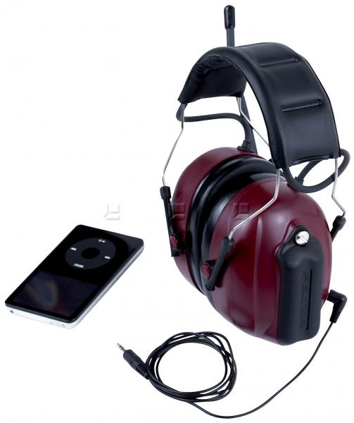 Peltor Høreværn FM med MP3 Indgang