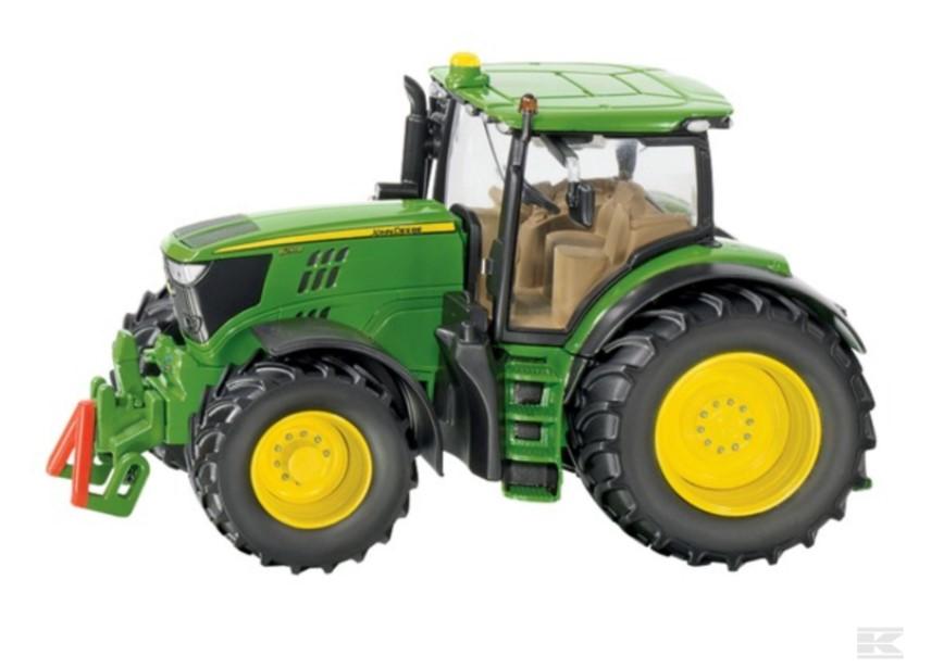 John Deere Traktor 6210R 1:32 Siku